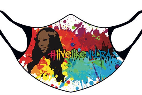 Nyra Multi-Color Mask