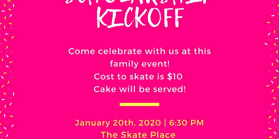 Nyra Memorial Scholarship Kickoff | Skate Party