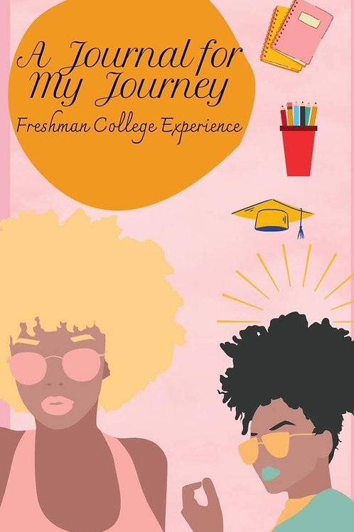 A Journal For My Journey-Pink