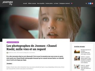 Les photographes de Joomeo : Chanel Koehl, mille vies et un regard
