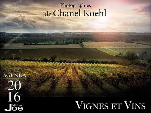 Agenda 2016 : Vignes et vins