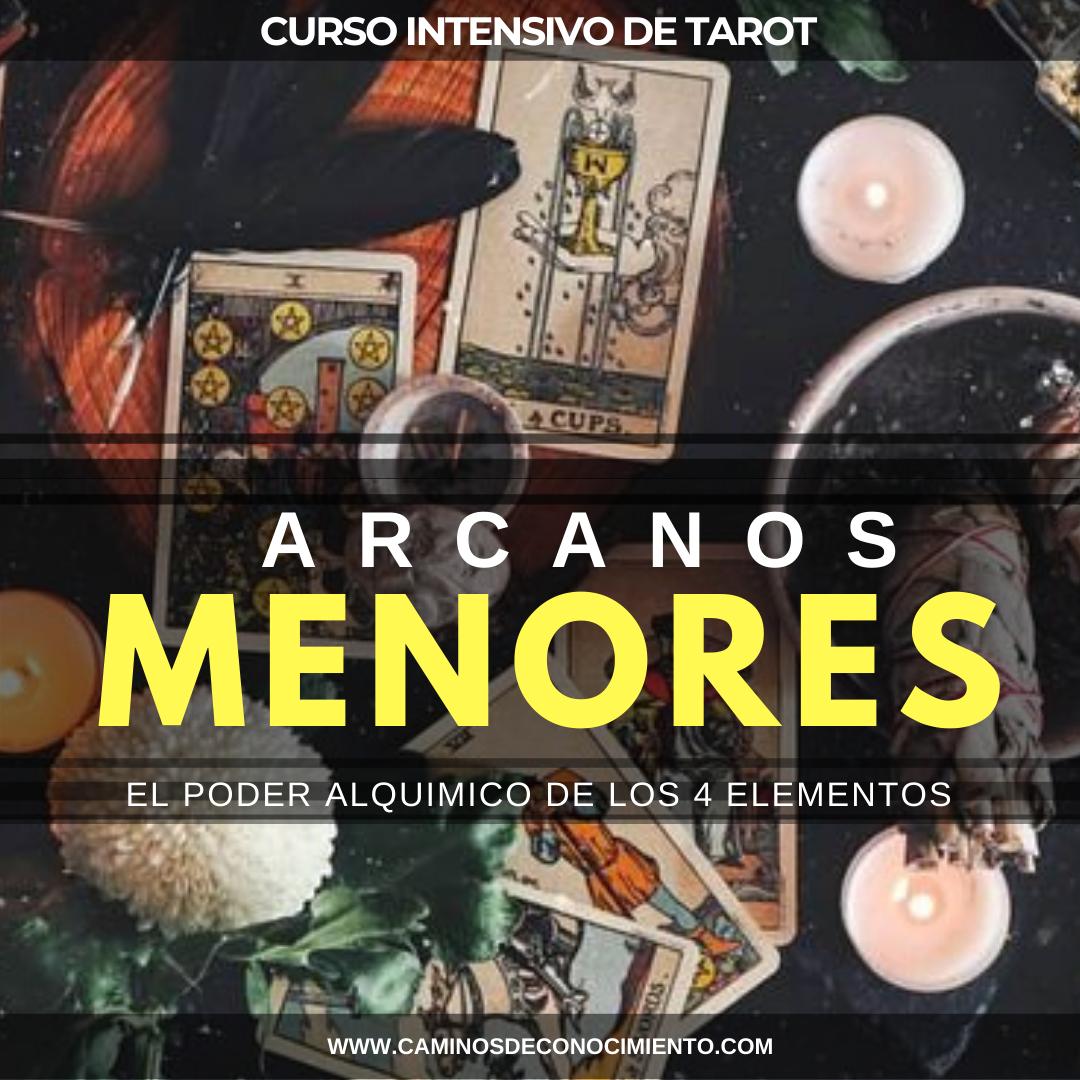 CURSO DE ARCANOS MENORES PREGRABADO