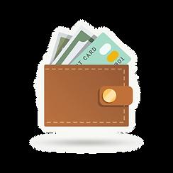 portfel-z-rachunku-i-karty-kredytowej-w-