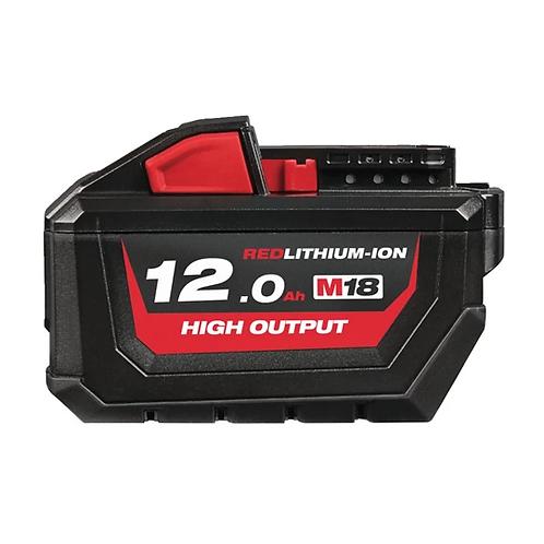 Milwaukee Bateria 18V 12.0Ah HIGH OUTPUT™ M18 HB124932464260