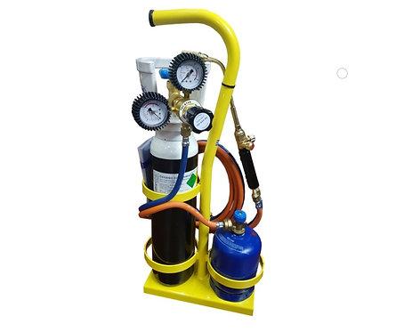 Conjunto de Soldar Mini Oxibutano FGR 300