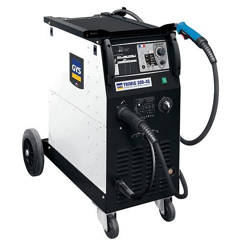 GYS Máquina Soldar Trimig 300-4S