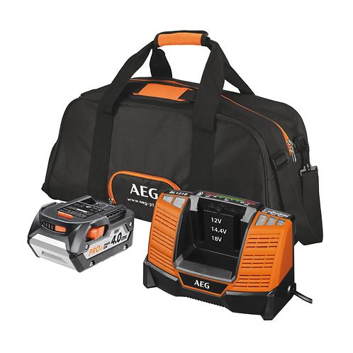 AEG KIT 18V 4.0Ah SET L1840BL4932430359