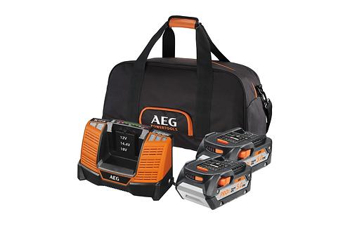 AEG KIT 18V 5.0Ah SET LL1850 BL4932464019