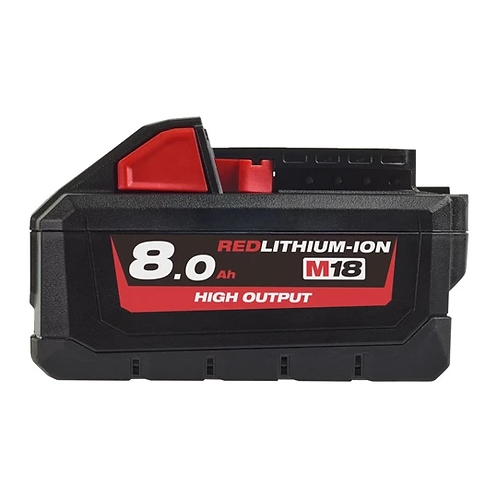 Milwaukee Bateria 18V 8.0Ah HIGH OUTPUT™ M18 HB84932471070