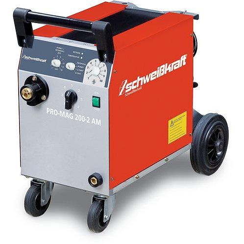 SCHWEISSKRAFT Máquina Soldar PRO-MAG 200-2