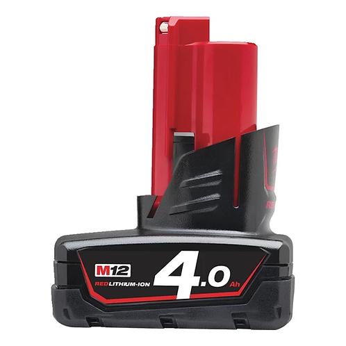 Milwaukee Bateria 12V 4.0Ah M12 B44932430065