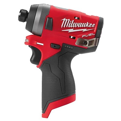 Milwaukee Aparafusadora de Impacto FUEL™ M12 FID-0 4933459822