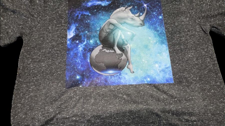 Ryno Galaxy Limit Print Tshirt