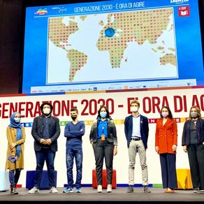"""Generazione 2030- E' ora di agire""."