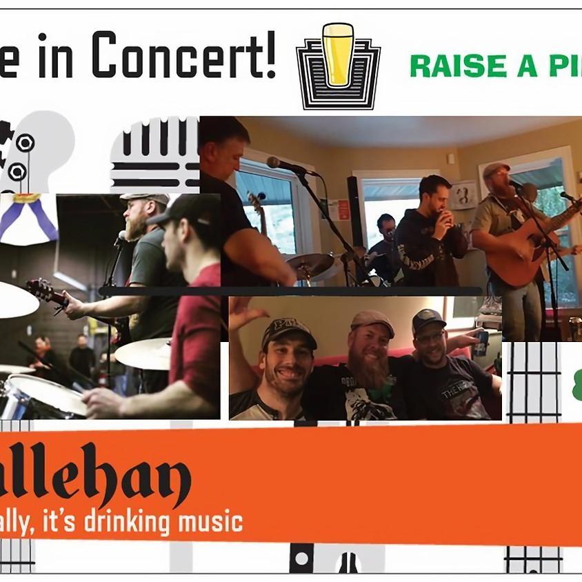 Callehan's Road to St Patrick's Day! The Nook & Cranny Brew Pub