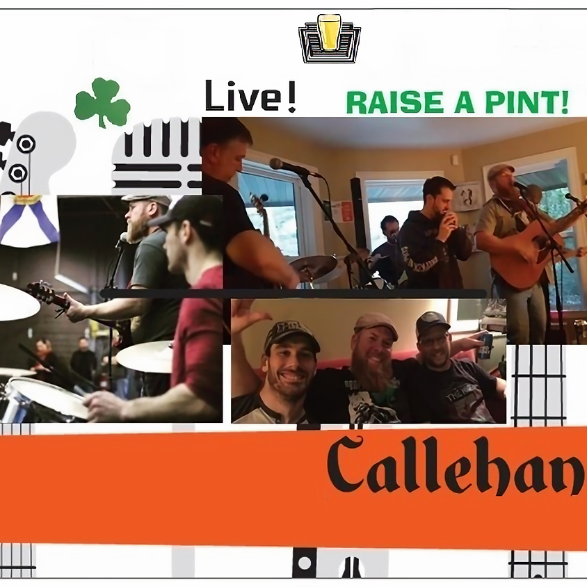 Callehan's Road to St Patrick's Day! Sackville Pizzatown (1)