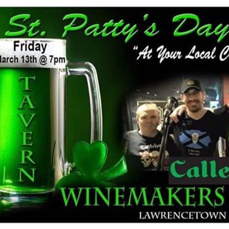 St Patrick's Day Weekend with Callehan!!!