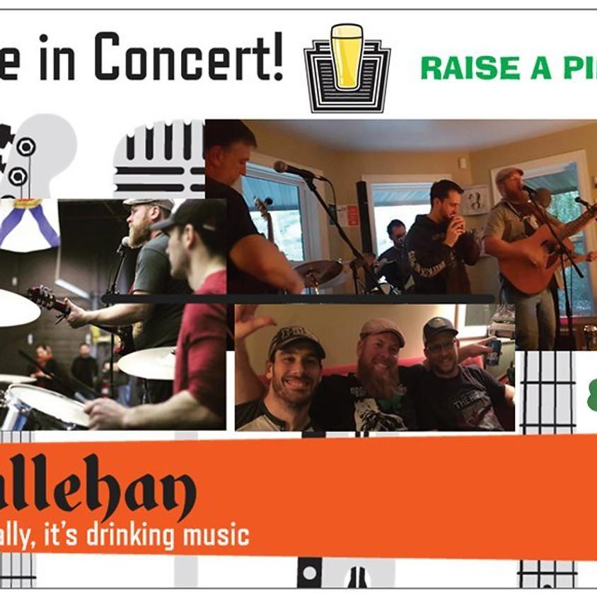 Callehan's Raise A Pint Brew Tour! Annapolis Brewing Company