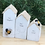Thumbnail: Group of three 'bee kind' houses