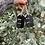 Thumbnail: Hastings fishing net hut hanging Christmas ornament