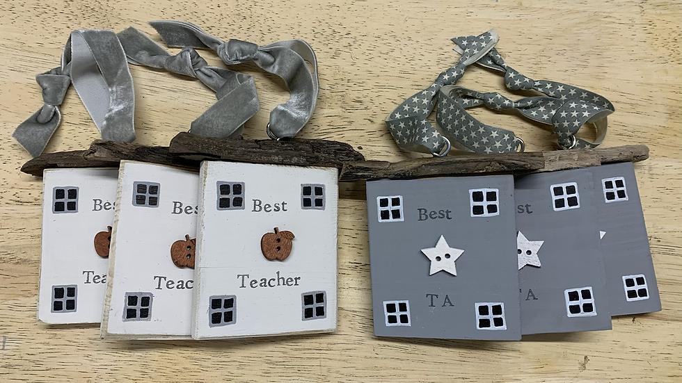 Teacher house gift