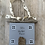 Thumbnail: Personalised hanging house plaque