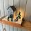 Thumbnail: Vw camper van house Christmas scene