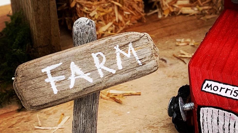 Farm scene commision