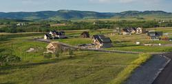 Cottages under constr
