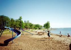 Lake Newell playground