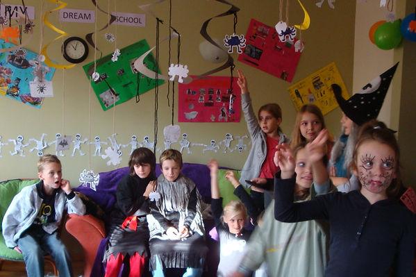 Halloween to najpopulrniejsza impreza w naszej szkole
