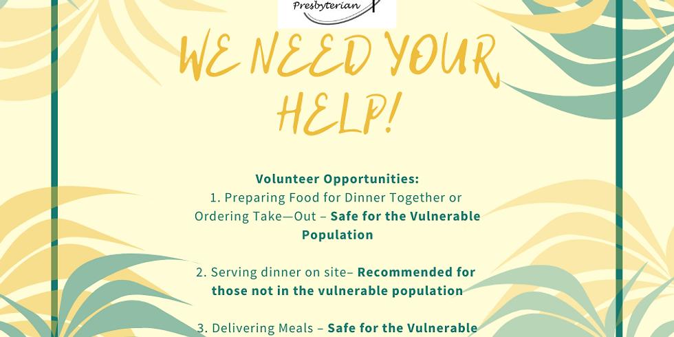 Volunteer Help