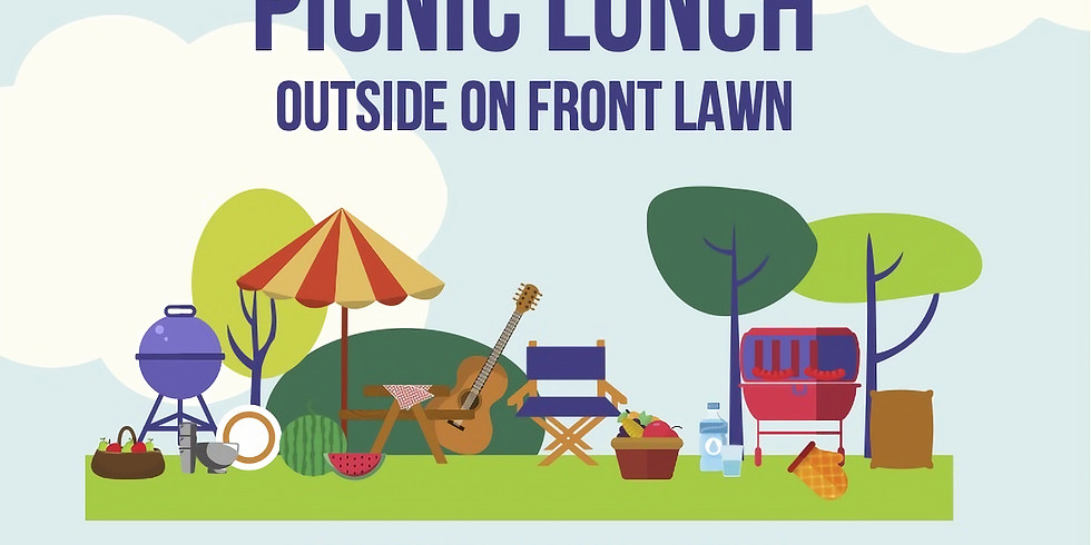 June Fellowship Picnic Lunch