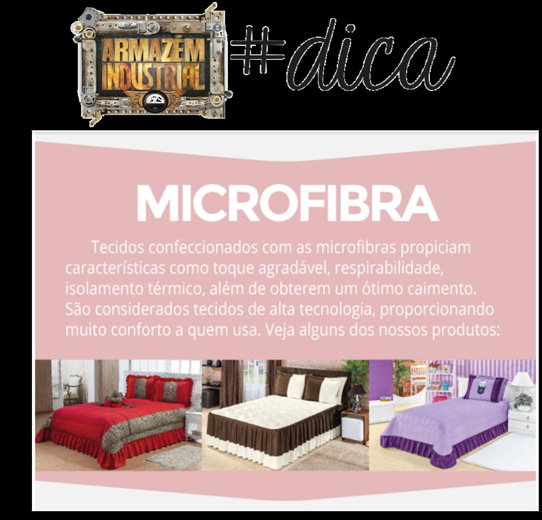 MICROFIBRA - ARMAZÉM INDUSTRIAL