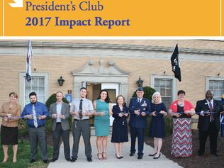 Shepherd University President's Club Impact Report