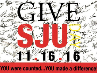 SJU Give Day