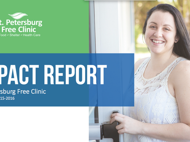 St. Petersburg Free Clinic Impact Report