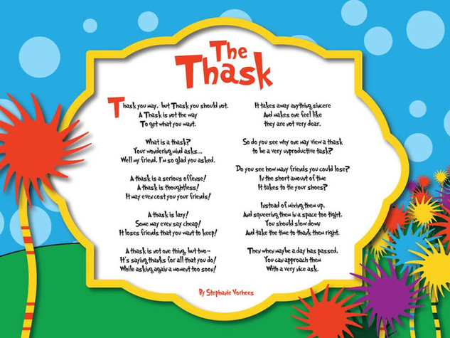 The Thask