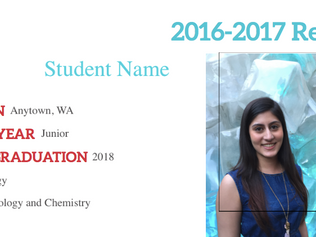 Seattle University Scholarship Report