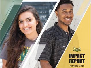 Wayne State Annual Gift Impact Report
