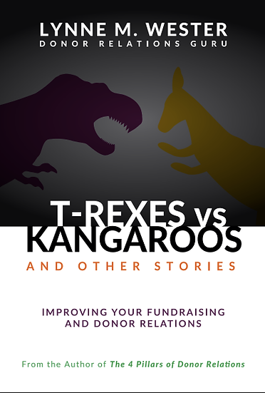 T-Rexes vs. Kangaroos And Other Stories