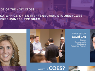 College of the Holy Cross COES Report