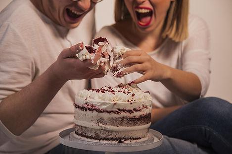 Gloria Azzurrini Photography Smash Cake.
