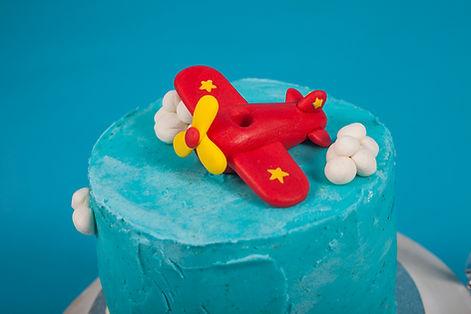 Gloria Azzurrini Photography_Smash Cake.