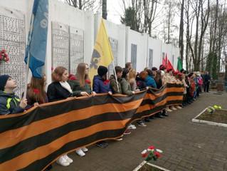 Автопробег Наро-Фоминск-Вязьма памяти генерала Ефремова
