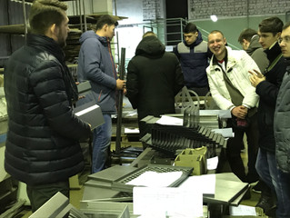 Экскурсия на производственное предприятие «ПОКОНАР»