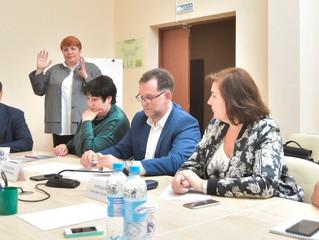 Круглый стол «О формировании молодежного предпринимательства в Наро-Фоминском городском округе через