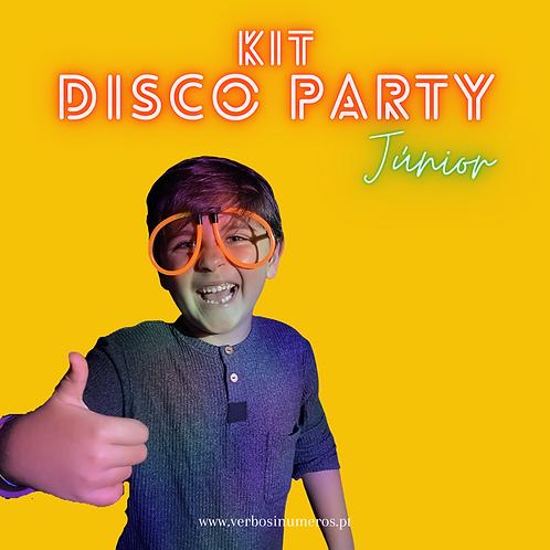 KIT DISCO PARTY JÚNIOR