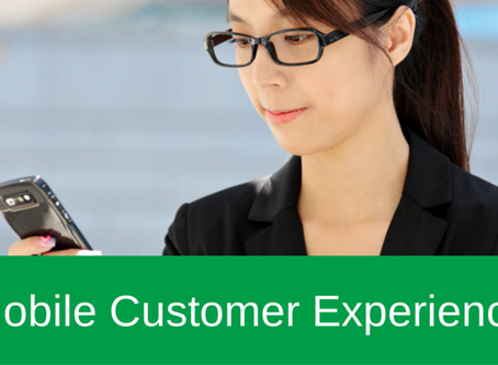 The Impact of Mobile on the Customer Experience Journey