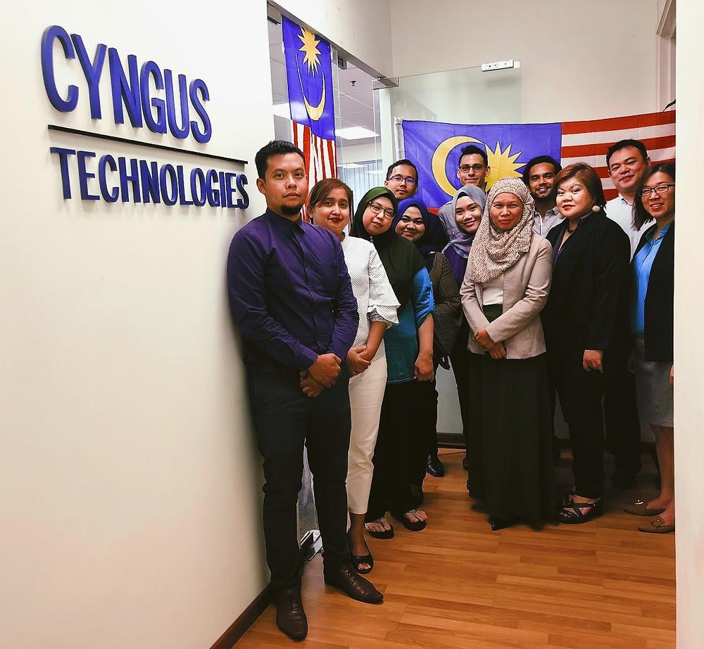 Cyngus Technologies | Merdeka | Business Intelligence